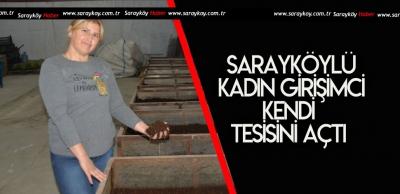 SARAYKÖY'DE 30 BİN İLE BAŞLADI ŞİMDİ 3 MİLYONU VAR