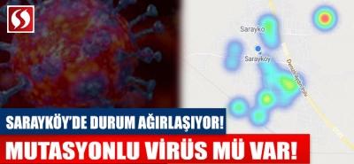 Sarayköy'de durum ağırlaşıyor!