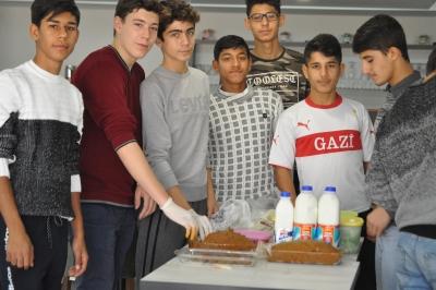 Sarayköypspor Alt Yapısında Oynayan Gençlere Büyük Motivasyon