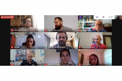 Tek Türk Üniversite Ortağı PAÜ Olan, ESLP'nin Son Toplantısı Online Ortamda Gerçekleştirildi