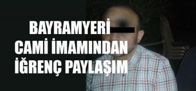 TEPKİ GELİNCE PAYLAŞIMINI SİLDİ