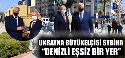 Ukrayna Büyükelçisi Sybiha: