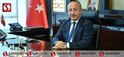 "VALİ ALİ FUAT ATİK'TEN ""24 TEMMUZ BASIN BAYRAMI"" KUTLAMA MESAJI"