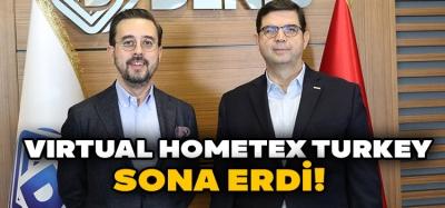 Vırtual Hometex Turkey Sona Erdi!